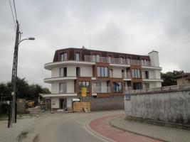 zdjęcie z budowy Poronińska 8