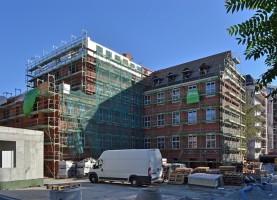 zdjęcie z budowy Lokum Vena