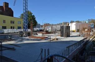 zdjęcie z budowy Nyska Residence
