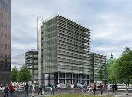 wizualizacje Biurowiec Prestige Development