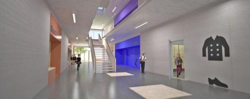 zdjęcie z budowy Budynek Szkoły Podstawowej
