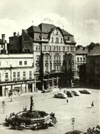 zdjęcie Dawny Hotel Pod Brunatnym Jeleniem