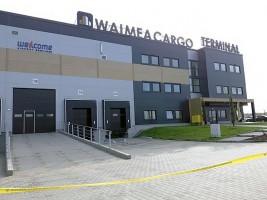 zdjęcie Waimea Cargo Terminal Szczecin Airport