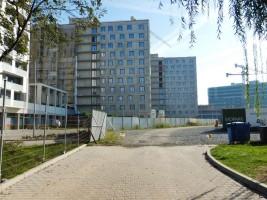 zdjęcie z budowy Art City