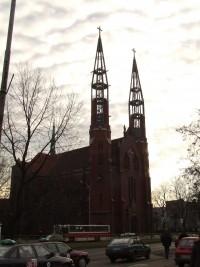 zdjęcie Kościóła Św. Tomasza Apostoła