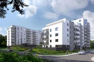 zdjęcie z budowy Miasteczko Wawer