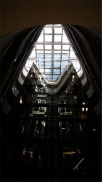 atrium szyb