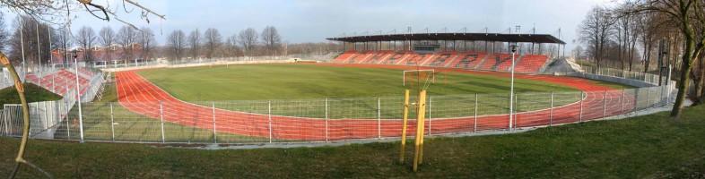 zdjęcie Stadion MZKS Chrobry Głogów