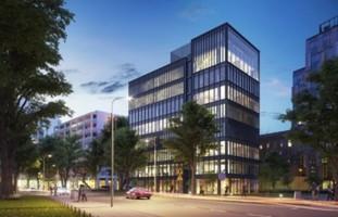 zdjęcie z budowy Biurowiec EQlibrium 2