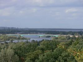 zdjęcie Most Pionierów Miasta Szczecina