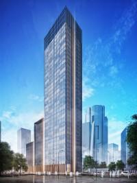 wizualizacje PHN Tower