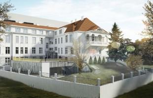 zdjęcie z przebudowy Siedziba Polskiej Izby Inżynierów Budownictwa