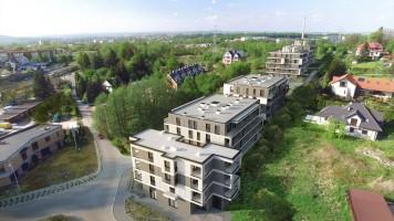 zdjęcie z budowy Osiedle Bonarka