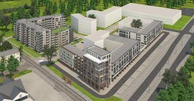 zdjęcie z budowy Apartamenty Lubicka