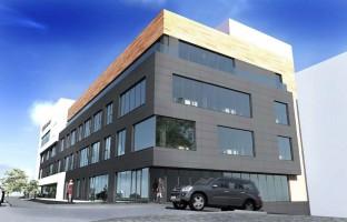 wizualizacje Tayama Office Center