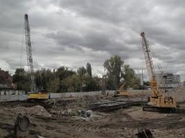 zdjęcie z budowy Forest