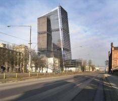 wizualizacje Wieżowiec Mgm Development