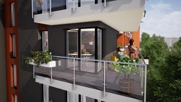 zdjęcie z budowy Apartamenty 8 Dębów