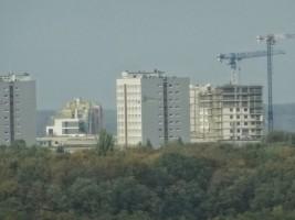 zdjęcie z budowy Nowych Kosmonautów