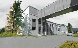 zdjęcie Budynek Stacji Dializ