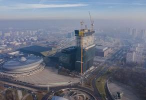 zdjęcie z budowy .KTW