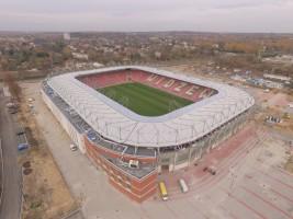 zdjęcie Nowy Stadion Widzewa Łódź