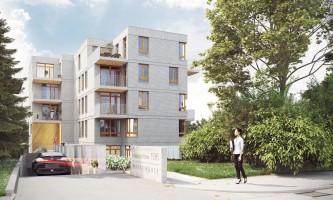 zdjęcie z budowy Apartamenty Whitehouse