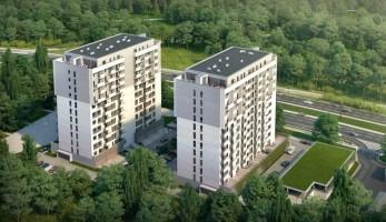 zdjęcie z budowy Apartamenty Mickiewicza 4
