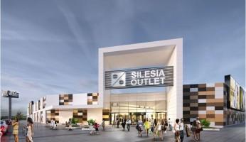 zdjęcie z budowy Silesia Outlet