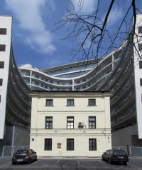 zdjęcie Apartamentowiec Euro City
