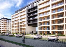 zdjęcie z budowy Dąbska Street