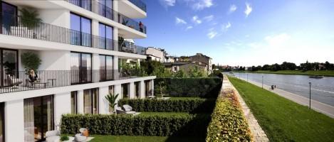 zdjęcie z budowy Duo Residence