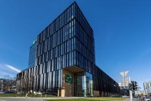zdjęcie z budowy Kompleks biurowy Lixa