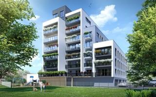 wizualizacje Apartamenty Adamieckiego