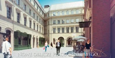 zdjęcie Plac Bankowy 1