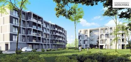 zdjęcie z budowy Apartamenty Modlińska I