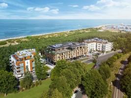 zdjęcie z budowy Hotel Gwiazda Morza Resort Spa & Sport