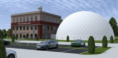 wizualizacje Toruń Space Lab