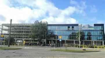 zdjęcie z budowy Chylonia Business Park