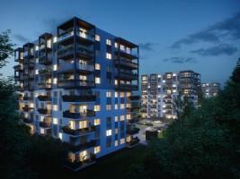 zdjęcie z budowy Atrium Radogoszcz
