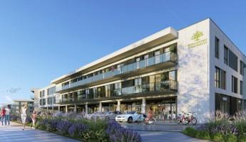 zdjęcie z budowy Bernadowo Apartments