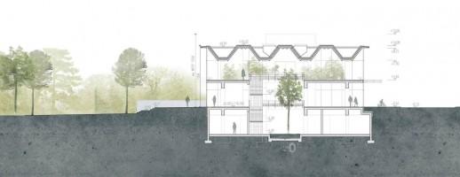 wizualizacje Nowy Pawilon Emilia