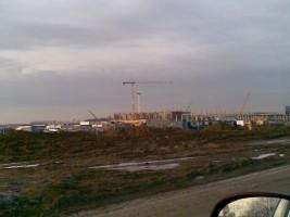Wielka budowa o której bardzo cicho