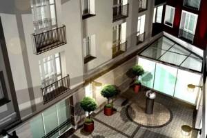 wizualizacje Lwowska Residence
