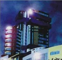 wizualizacje Kornas Tower