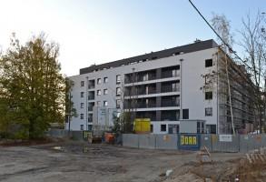 zdjęcie z budowy Resi4Rent Wrocław Kępa Mieszczańska