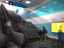 zdjęcie Podziemny Dworzec Główny