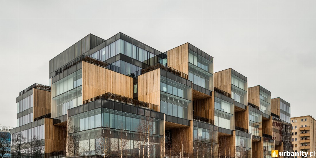 Park Biurowy Pixel 1 Poznan Grunwaldzka 182 Inwestycja Globe Trade Centre