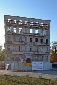 zdjęcie z przebudowy Concordia Hub
