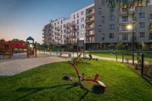 zdjęcie z budowy Osiedle Miasto Moje